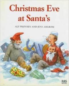 Christmas Eve at Santas