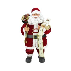 jolly santa figures