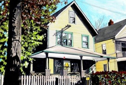 A Christmas Story house | Mike Guyot