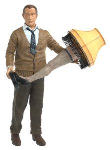 """Christmas Story 7"""" Action Figure Old Man"""