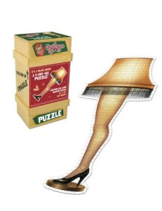 USAopoly Christmas Story The Leg Lamp Puzzle