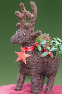 Reindeer Decoration For Christmas