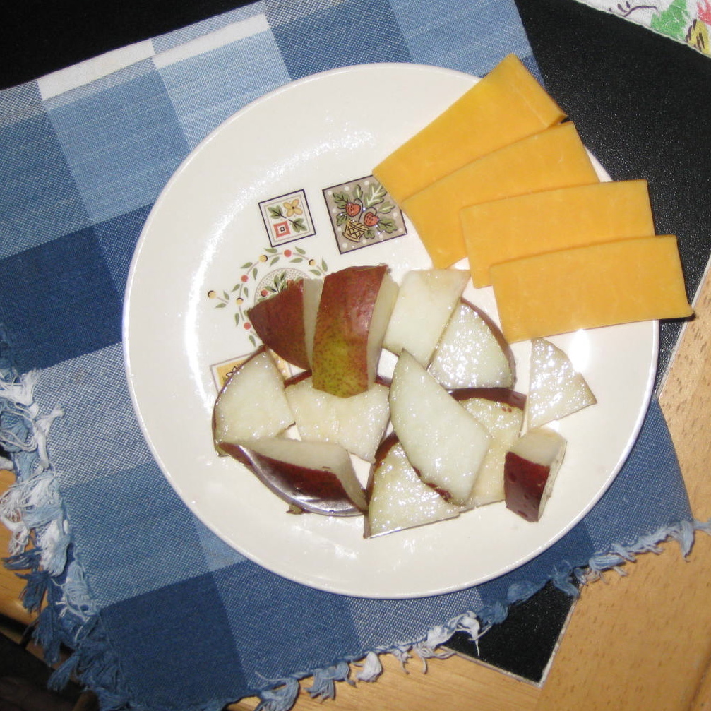 Cheese and Fruit Pairings