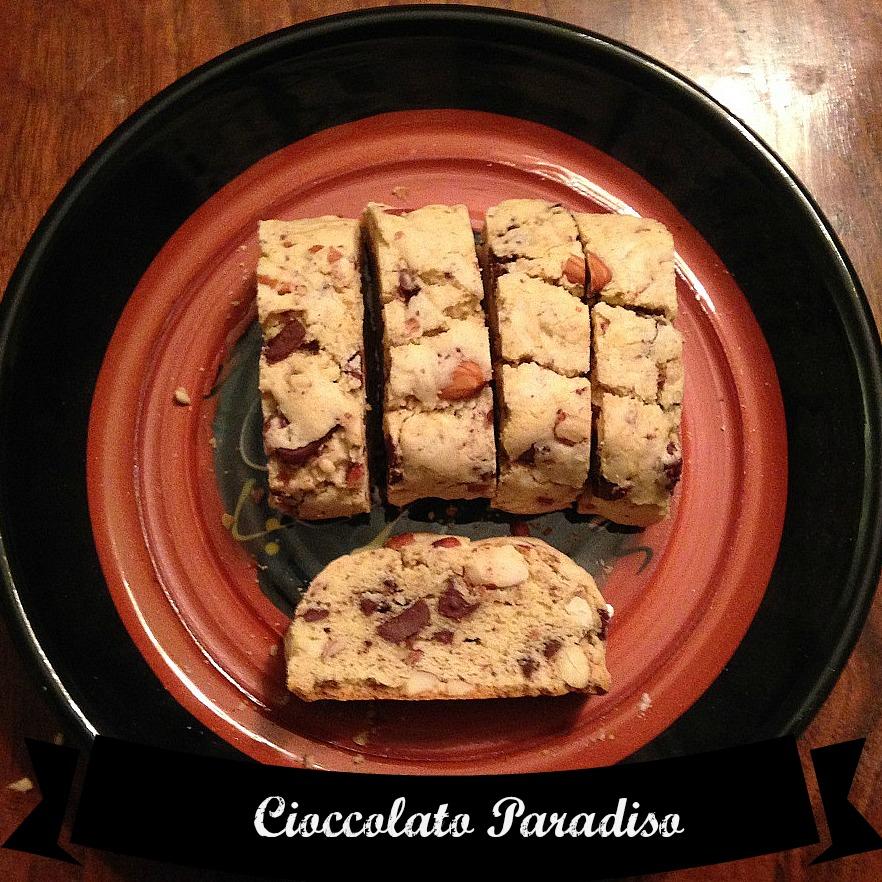 Biscotti Cioccolato Paradiso