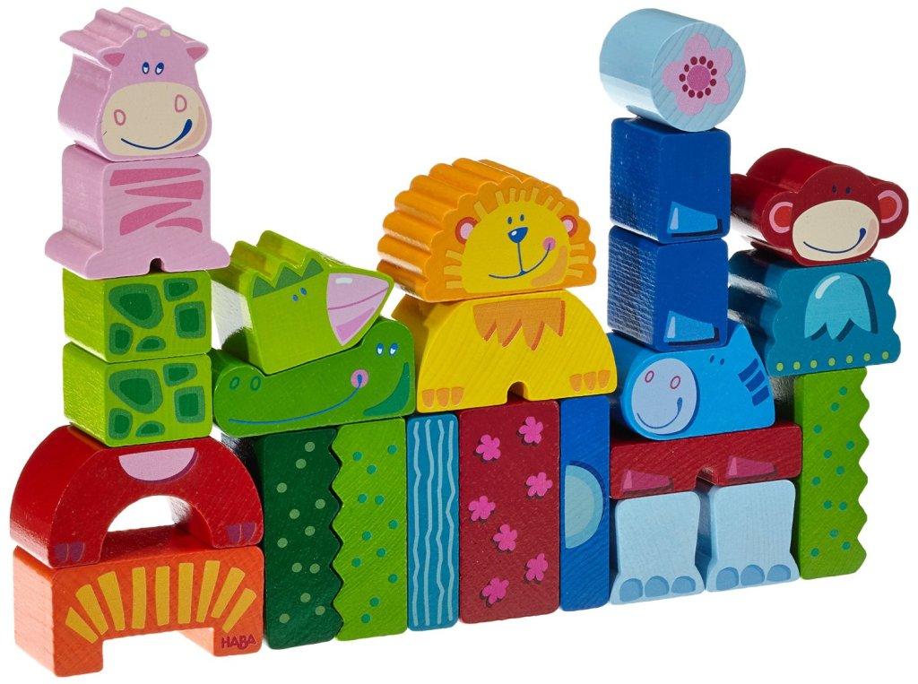 Eeny Meeny Miny Zoo Building Blocks