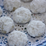 Ukrainian Snowball Cookies