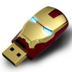 Darling Marvel Superhero Flash Drives for College Students