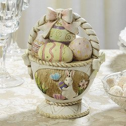 Easter Basket Tabletopper