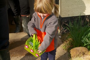 Planning an Easter Egg Hunt