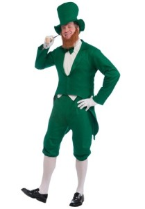 Leprechaun Costumes for Everyone (even Fido)