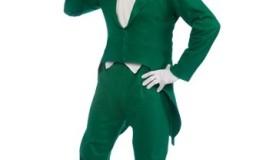 Leprechaun costumes for everyone