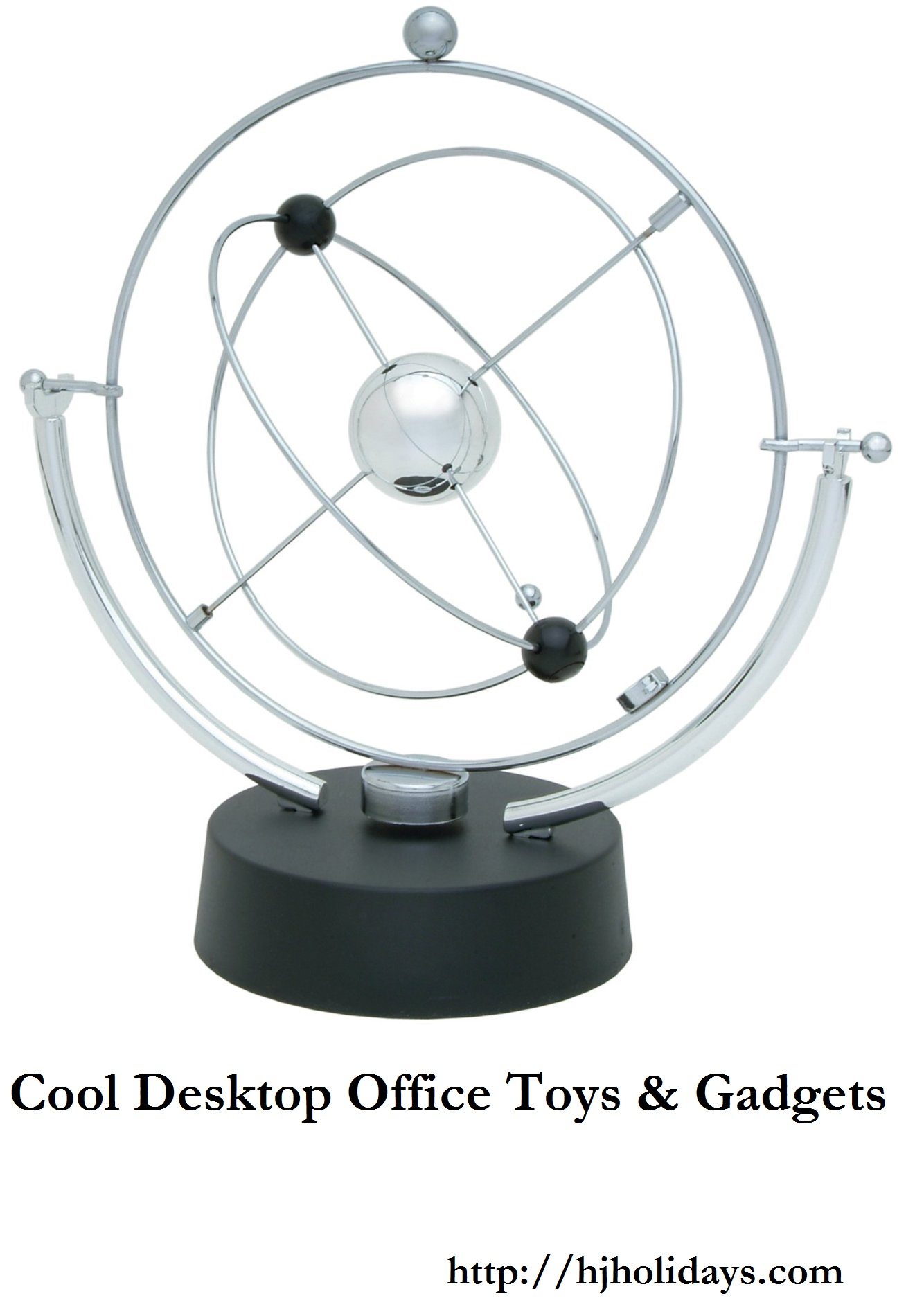 Cool Desktop Office Toys and Gadgets