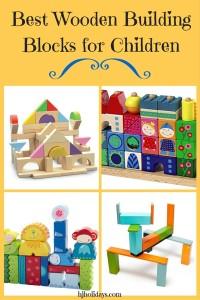 Best Wooden Building Blocks for Children