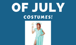 Celebrate July 4th In Patriotic Costume