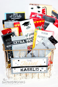 DIY Graduation Gift Pack