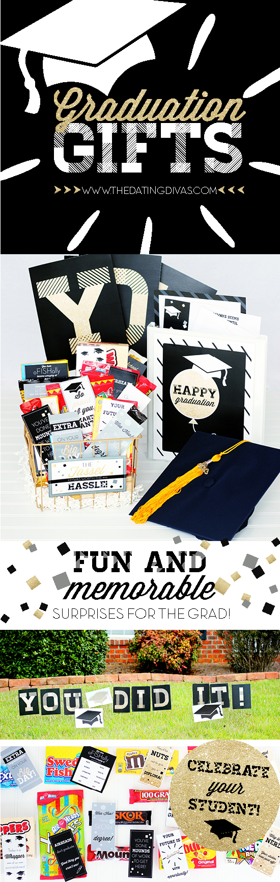 DIY Graduation Gift Pack