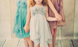 Adorable Easter Dresses for Girls