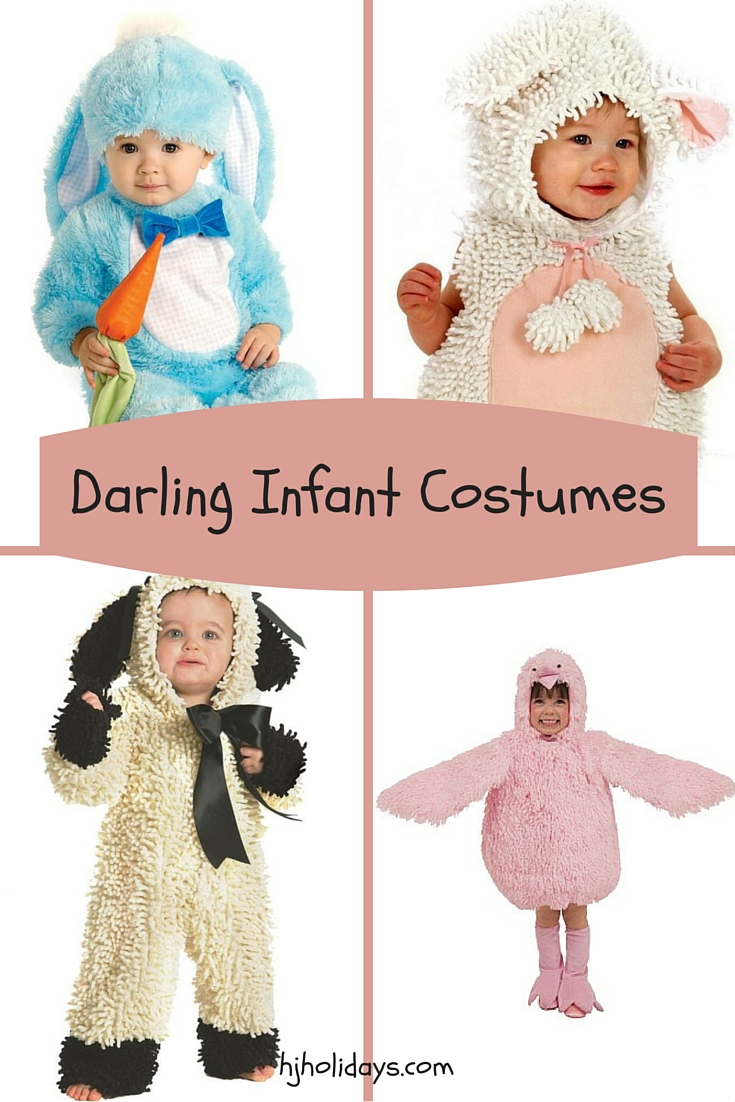 Darling Infant Costumes
