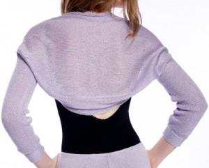 Drape Knit Shrug by KD Dancewear