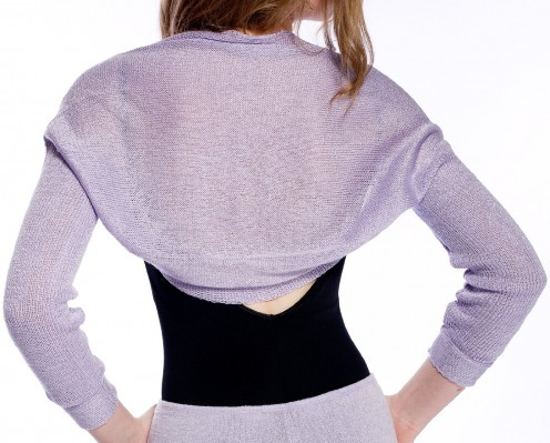 Drape Knit Shrug by KD Dancewear
