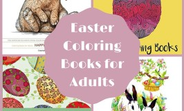 Easter Coloring Books for Adults