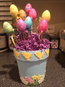 Easter Craft Step Eight