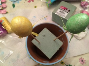 Easter Craft Step Seven (a)
