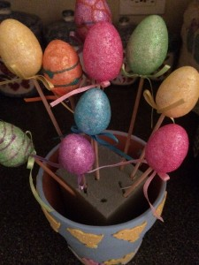 Easter Craft Step Seven (b)