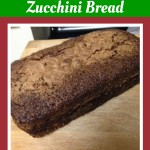 Easy Homemade Zucchini Bread