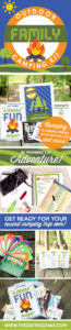 Family Camping Kit Printables