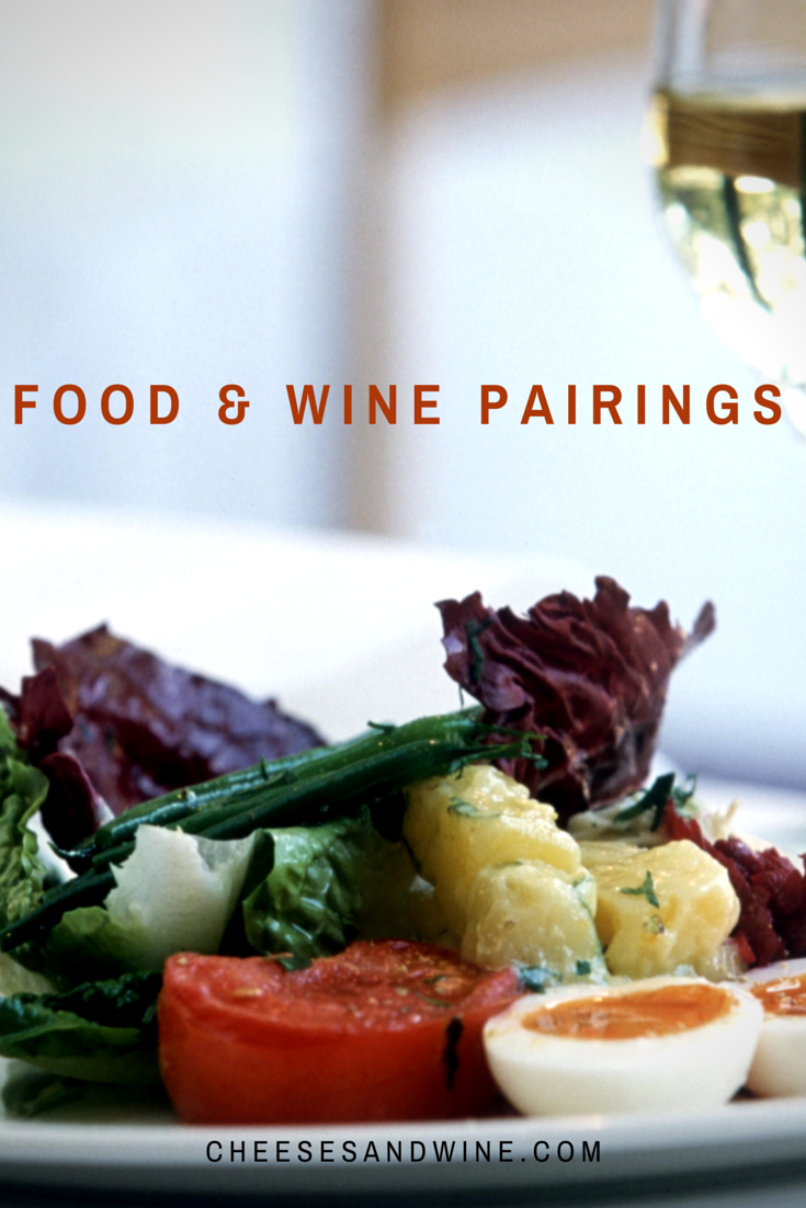 Food & Wine Pairings