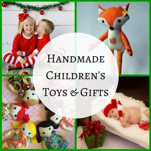 Handmade Children's Toys & Gifts