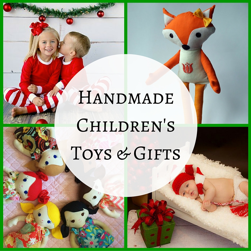 Handmade Children's Toys & Gifts