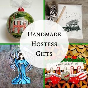 Handmade Hostess Gifts