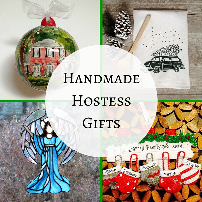 Handmade Hostess Gifts
