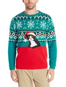 How to Have a Fair Isle Ugly Christmas Sweater Party