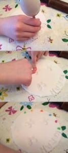 Mother's Day Craft Tutorial Step 5