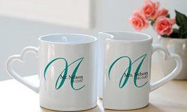 Valentine's Day Gift Idea: Romantic Mug Sets