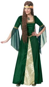 Costumes to Make or Buy for Queen Elinor from Brave