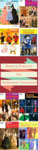 Sewing Patterns for Halloween Costumes