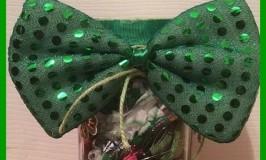 St. Patricks Day Mason Jar Craft