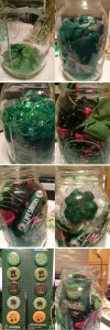 Step Four: Filling the Mason Jar
