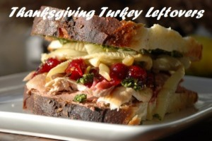 Thanksgiving Menu Ideas: Thanksgiving Leftovers