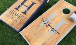Custom Cornhole Games for Every Outdoor Occasion