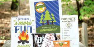 Family Camping Kit