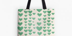Whimsical Hearts and Flowers Valentine Gifts from Redbubble