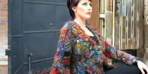 Crochet Knit Bolero Jackets and Shrugs