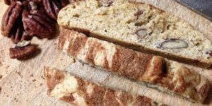 Snickerdoodle Biscotti - Perfect Christmas Treat