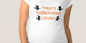 Great Maternity Shirts on Zazzle for Halloween