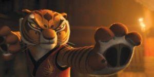 Kung Fu Panda - Master Tigress Costume